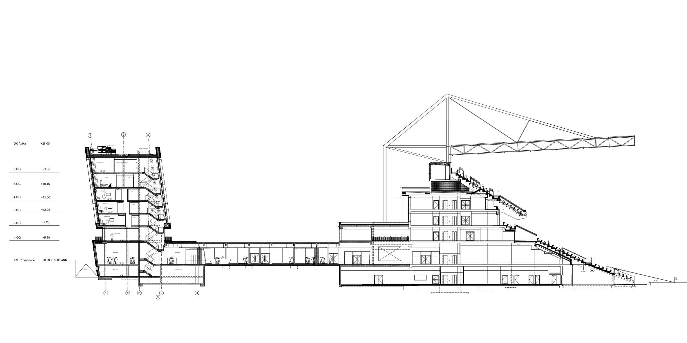 Architekten Mönchengladbach neubau im borussia park mönchengladbach sop architekten