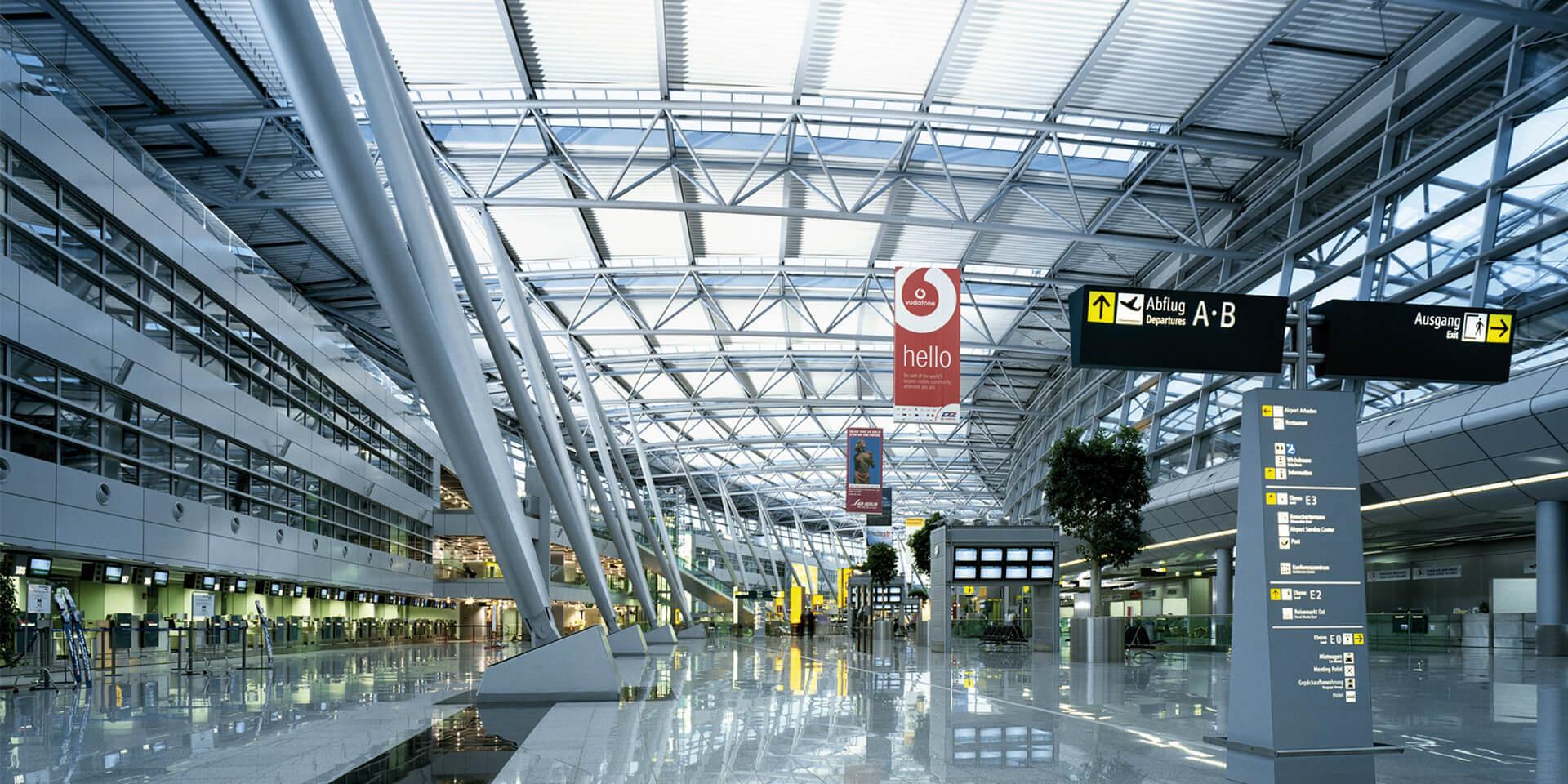 Airport 2000 plus sop architekten - Architekten in dusseldorf ...