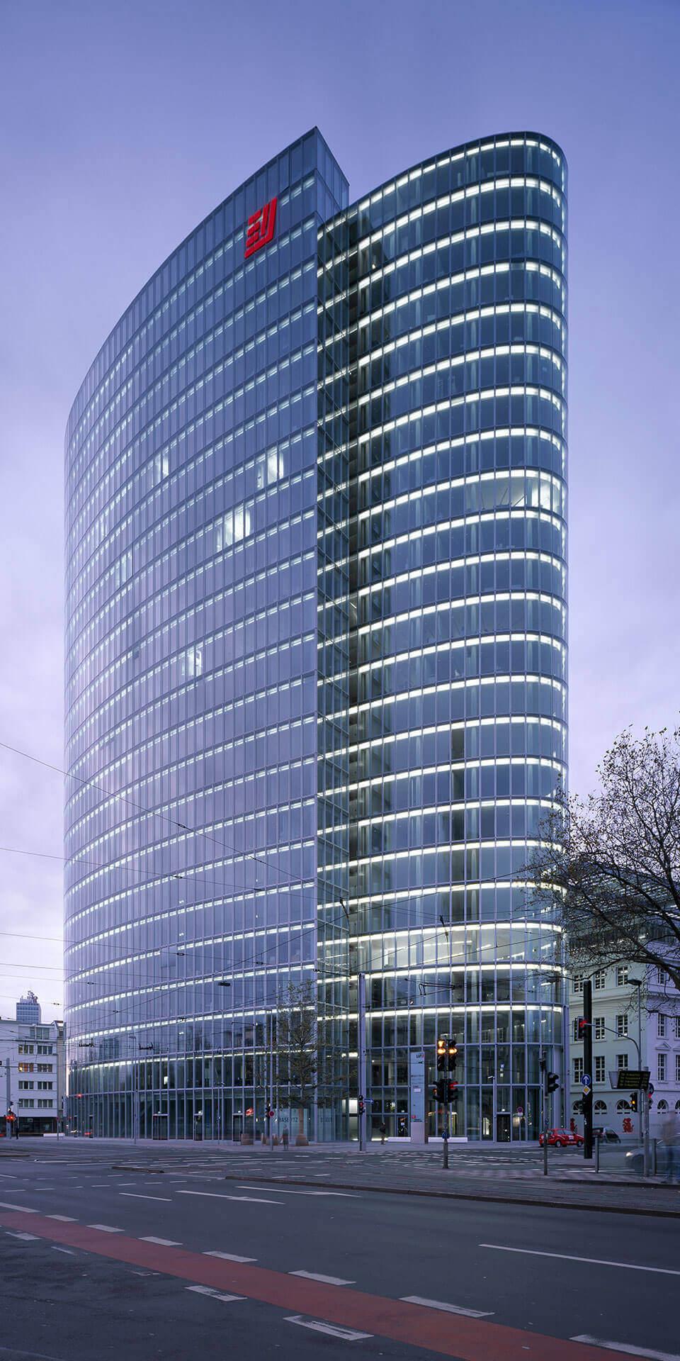 Düsseldorf Architekten gap 15 sop architekten