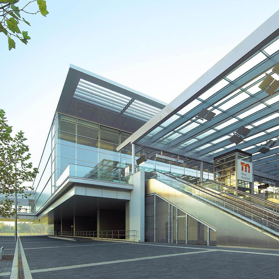 Architekten Düsseldorf messe düsseldorf